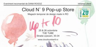 Cloud No. 9 Pop-Up Store la cea de-a zecea editie